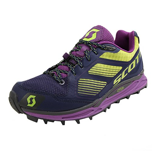 Scott W's Kinabalu Supertrac Purple Green Purple