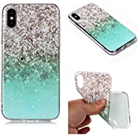 Shinyzone iPhone XR 6.1 Zoll Hülle Matte Oberfläche Weiches TPU Hülle mit Bunt Sternenklarer Himmel Muster,Ultra... preisvergleich bei billige-tabletten.eu