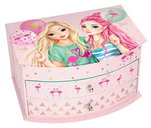 9568-top-model-jewellery-box-pink-flamingo-childrens-gift