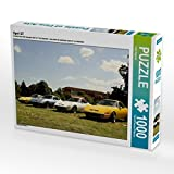 Opel GT 1000 Teile Puzzle quer (CALVENDO Mobilitaet)