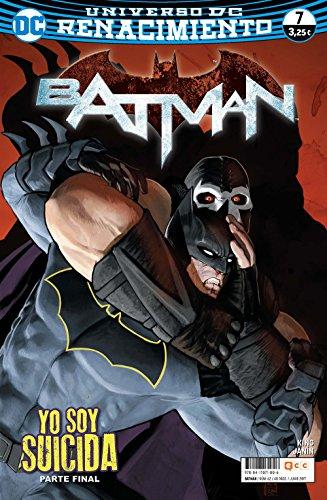 Batman 62/7 (Batman (Nuevo Universo DC))