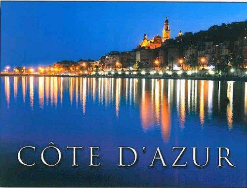Côte d'Azur fr/ang par Philippe Poulet