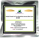 Best Unflavored Gelatin - Gelatin Powder for Face Mask/Hair removal (Skin Care) Review