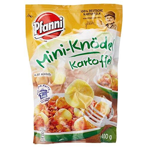 Pfanni Mini-Knödel Kartoffel  ca. 20 Knödel Test