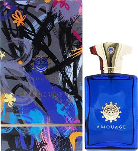 Amouage Dia Mans 50ml Eau de Perfum Duft Spray für Ihn mit Geschenk Tüte