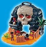PLAYMOBIL® 4443 - Piraten-Schatzinsel zum Mitnehmen