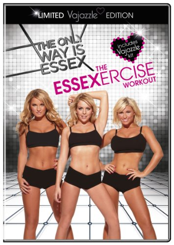 The Essexercise Workout - Limited Edition With Vajazzle Kit