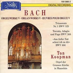 Orgelwerke, Vol. 5