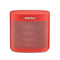 Bose ® SoundLink Color Bluetooth speaker II - Rot