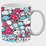 Printland Artistic White Coffee Mug 350 - ml best price on Amazon @ Rs. 249