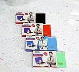 #10: Ajanta Samp Pad 968 (4 Pcs) Stamp Pad Ink Stamp Pads Ink Pad Multi Color Stamp Pad Office Stamp Pad