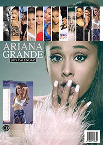 Ariana Grande Calendario.Ariana Grande Calendario 2019 Ariana Grande Calamita Da Frigo