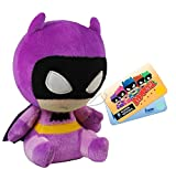 Funko - Peluche Dc Heroes - Batman Violet Mopeez 10Cm