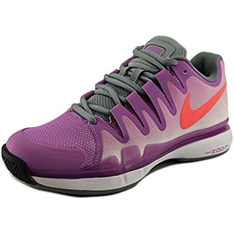 Nike Nike Zoom Vapor 9.5 Tour Gris claro Zapato de Tenis