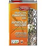 Owatrol 733 - Rust Rustol- multifunción / aditivo para pinturas 1 L