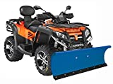 Schneeschild 132 CF Moto Terralander 700/800 blau