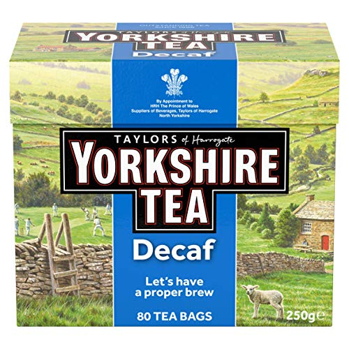 A photograph of Taylors of Harrogate Yorkshire Tea