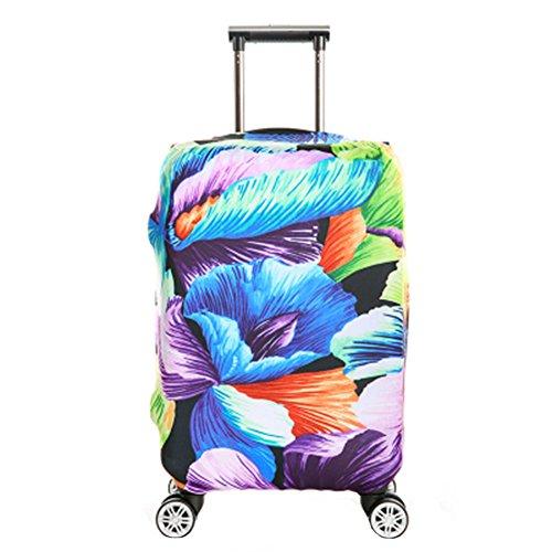 "Dometool Luggage Cover Proteggi Valigia Protettore dei Bagagli Valigia Borsa Elastica Suitcase Cover Proteggi Bagagli,Fits 29""-32"""