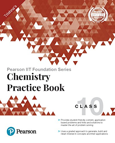 IIT Foundation Chemistry Practice Book 10