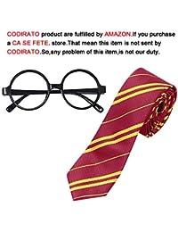 afe3df2f8 CODIRATO Harry Potter Tie Accesorio de Fiesta