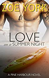 Love on a Summer Night: Volume 4 (Pine Harbour)