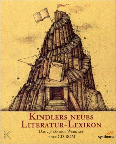 Kindlers neues Literatur-Lexikon