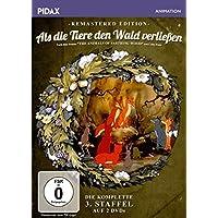 Als die Tiere den Wald verließen, Staffel 3 - Remastered Edition / Die komplette 3. Staffel der Kultserie nach dem gleichnamigen Roman von Colin Dann