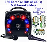 Best Cd Player For Girls - Portable Karaoke Machine & CD Player - PARTY Review