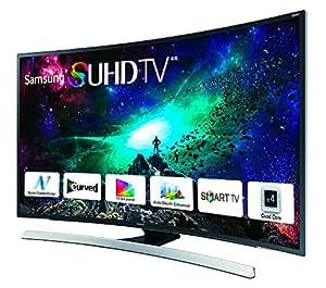Samsung UE65JS8500T 65″ 4K Ultra HD 3D Kompatibilität Smart-TV WLAN Schwarz – LED-Fernseher (4K Ultra HD, 802.11ac, A+, 16:9, 16:9, 3840 x 2160)
