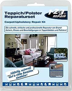 1 2 3 repair teppich polster reparatur set polsterreparatur brandloch reparaturset 13 tlg. Black Bedroom Furniture Sets. Home Design Ideas