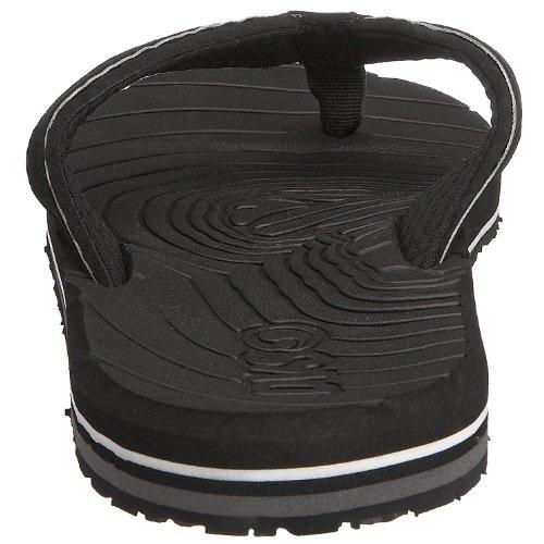 DVS Shoes Infradito e Ciabatte da Mare Uomo Nero (nero)
