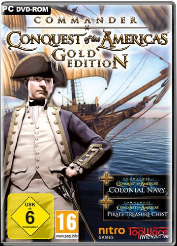 Conquest Of America - Gold Edition