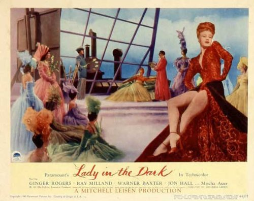 Lady in the Dark Plakat Movie Poster (11 x 14 Inches - 28cm x 36cm) (1944) B