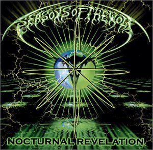 Seasons of the Wolf: Nocturnal Revelation (Audio CD)