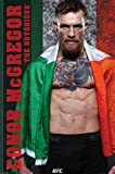UFC el notorio Conor McGregor Póster (tamaño grande), multicolor