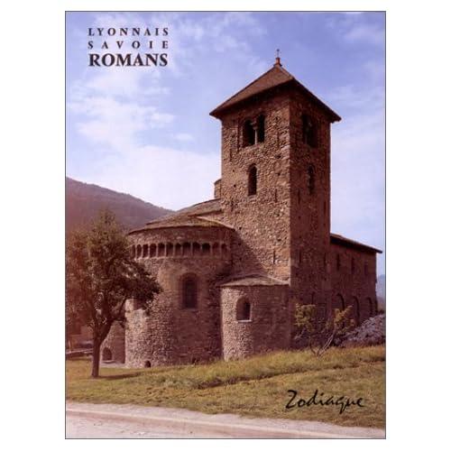 Lyonnais, Dombes, Bugey et Savoie romans