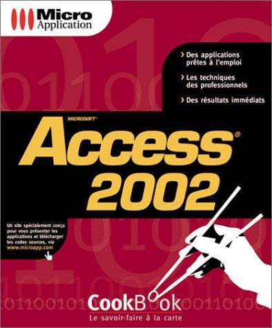 Microsoft Access 2002 par Hervé Inisan