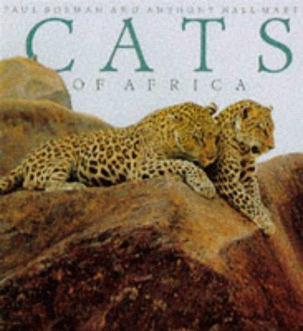 Cats of Africa por Anthony Hall-Martin