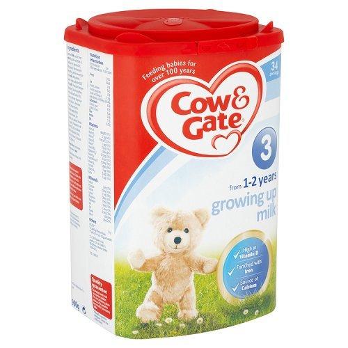 NUTRICIA COW & GATE Babymilks eaZypack growing up milk powder