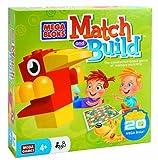 Mega Bloks Match and Build Game