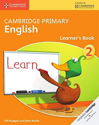 Cambridge Primary English. Learner's Book Stage 2