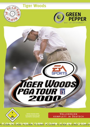 Preisvergleich Produktbild Tiger Woods PGA Tour 2000 [Green Pepper]