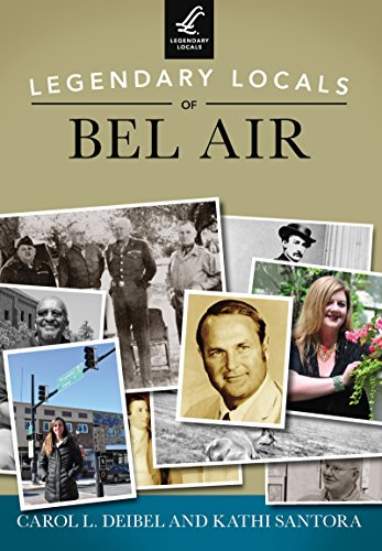 Legendary Locals of Bel Air (English Edition)
