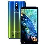4G Cellulari Offerte, DUODUOGO 6 pollici Quad Core 3GB+16GB Android 8.1 8MP GPS Triplo Slot 2 MicroSIMs+1 MicroSD Smartphone Offerta del Giorno Batteria 4800mAh