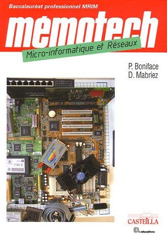 Micro-Informatique et Rseaux Bac Pro MRIM