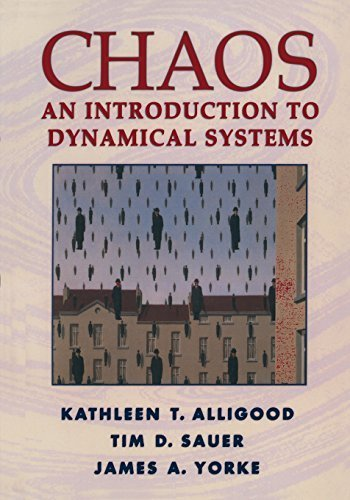 Chaos: An Introduction to Dynamical Systems (Textbooks in Mathematical Sciences) by Alligood, Kathleen T., Sauer, Tim D., Yorke, James A. (2000) Paperback