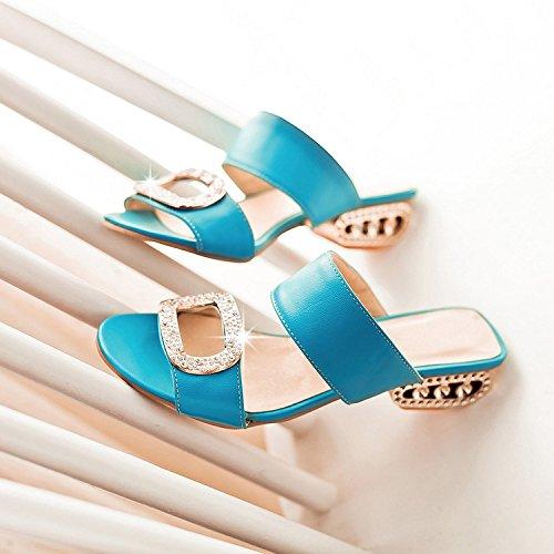 ZYUSHIZ Sommer Hausschuhe weiblichen Sandalen Outdoor Freizeitaktivitäten 41EU