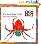 The Very Busy Spider: A Lift-the-Flap...