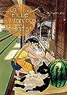 La fille du temple aux chats, tome 4 par Ojiro