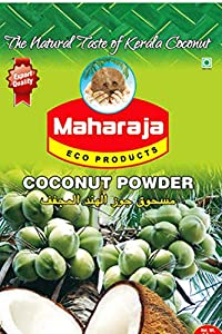 Maharaja Eco Products Desiccated Coconut Powder (500 Gram_Pack of 2)
